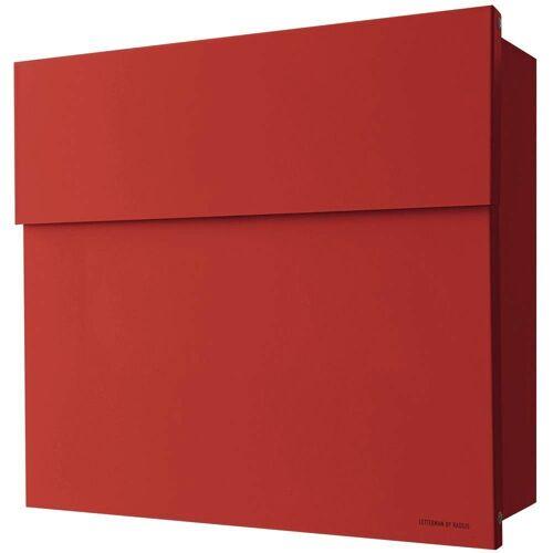 Radius Briefkasten »Briefkasten Letterman 4 rot Wandbriefkasten 560r«