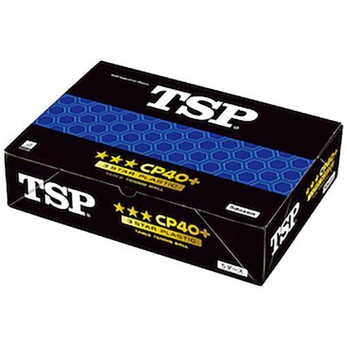 TSP Tischtennisball »Ball CP40+ 3*** 60er«