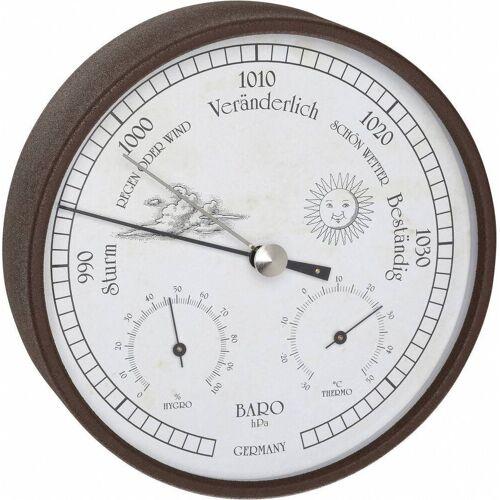 TFA Dostmann »Analoge Wetterstation für innen und außen 20.2027.08« Funkwetterstation
