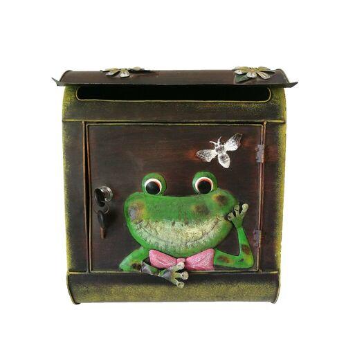 HTI-Line Briefkasten »Briefkasten Frosch Briefkasten Frosch« (1-St)
