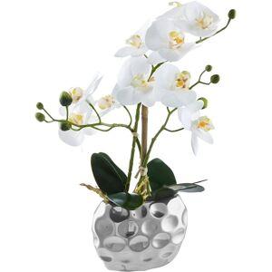 Leonique Kunstorchidee »Orchidee« Orchidee, , Höhe 30 cm, im Keramiktopf, weiß
