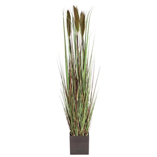 Kunstpflanze »Gras«, grün