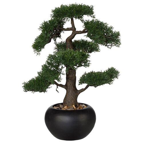 Creativ green Kunstpflanze »Bonsai«, , Höhe 37 cm