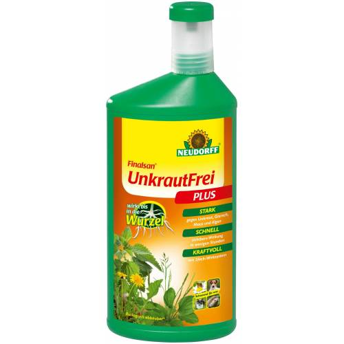 Neudorff Unkrautvernichter »Finalsan UnkrautFrei Plus«, Konzentrat, grün