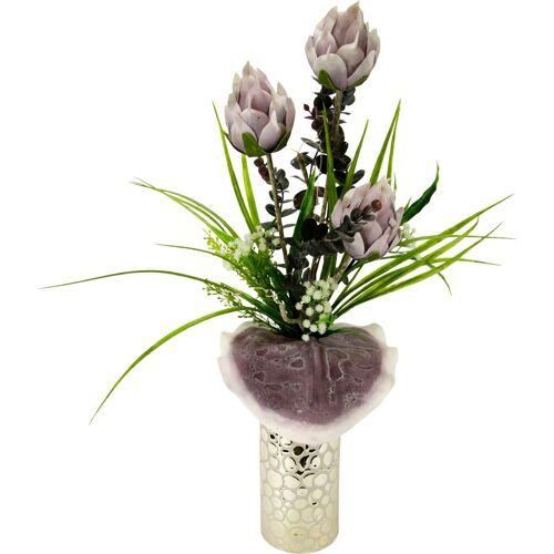 I.GE.A. Kunstpflanze Protea, , Höhe 63 cm