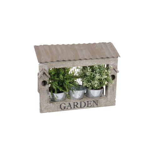 HTI-Living Blumenkasten Holz »Garden«, Natur