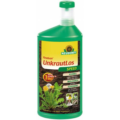 Neudorff Unkrautvernichter »Finalsan UnkrautLos Speed«, grün