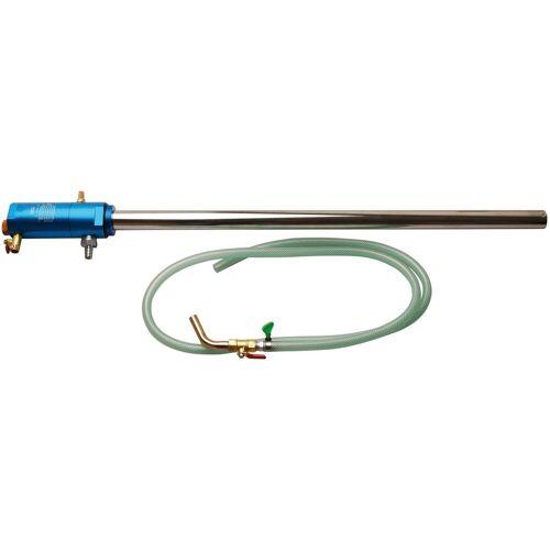 BGS Ölfasspumpe für 200 l -Fässer, blau