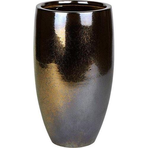 Lambert Übertopf »Mahe«, goldfarben metallic