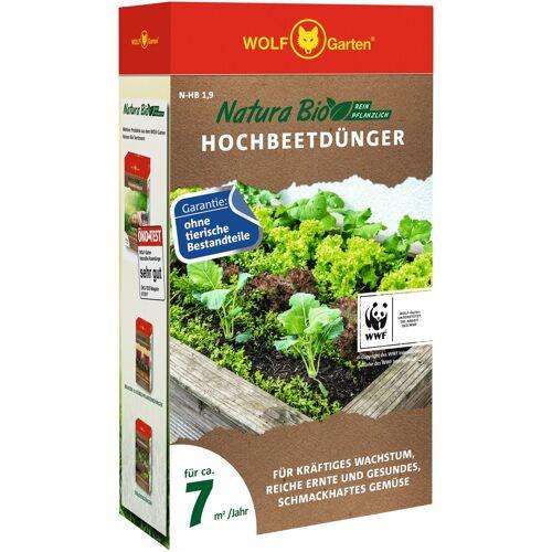 WOLF-Garten WOLF GARTEN Hochbeetdünger »Natura-Bio N-HB 1,9«, rot