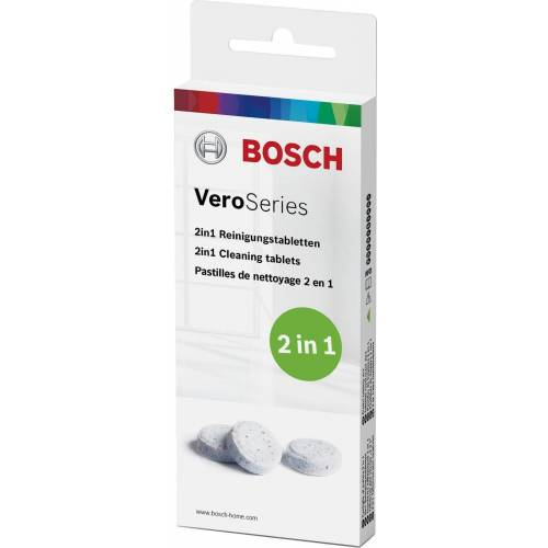 Bosch »TCZ8001A« Reinigungstabletten (für Kaffeevollautomaten)