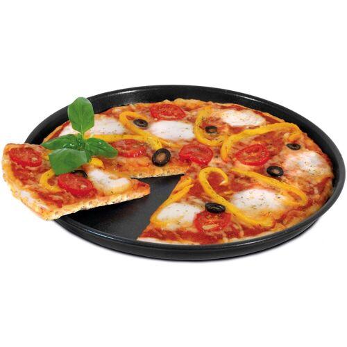 Caso Pizzablech »CrispyWave«, Metall, für alle Geräte mit Mikrowellen und Heißluftfunktion