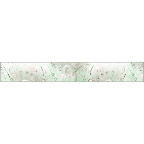 MySpotti Küchenrückwand »fixy F3«, selbstklebende und flexible Küchenrückwand-Folie, grün