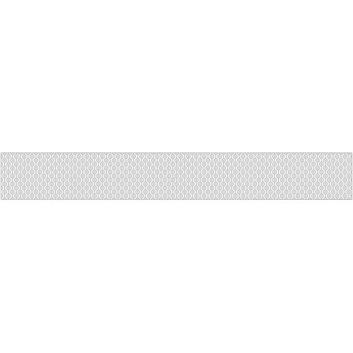 MySpotti Küchenrückwand »fixy F3«, selbstklebende und flexible Küchenrückwand-Folie, grau