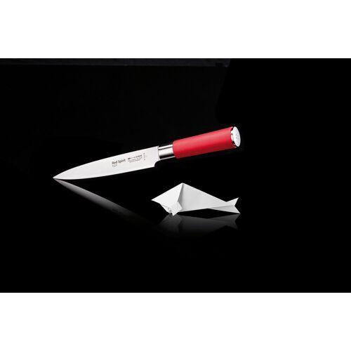 Dick Filetiermesser »Red Spirit«, Filetiermesser Red Spirit 18 cm Profi Filiermesser aus Edelstahl Härtegrad 56° HRC