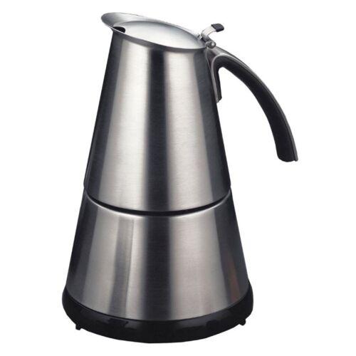 Rommelsbacher Espressokocher EKO 364/E ELPresso mini Espressokocher edelstahl