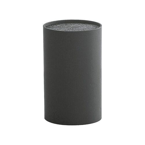 Zeller Present Messerblock »Messerblock mit Borsteneinsatz«, schwarz