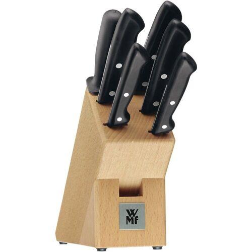 "WMF Messer-Set »7-tlg. Messerset ""Classic Line"" mit Messerblock«"