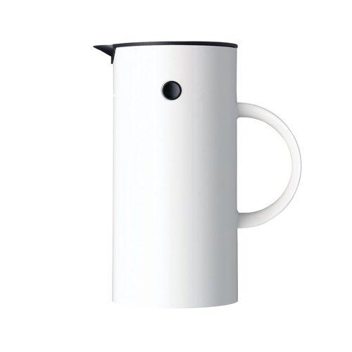 Stelton Kaffeebereiter Kaffeezubereiter 1L weiß