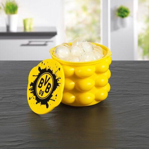 BVB Eiswürfelform, für 24 Eiswürfel gelb