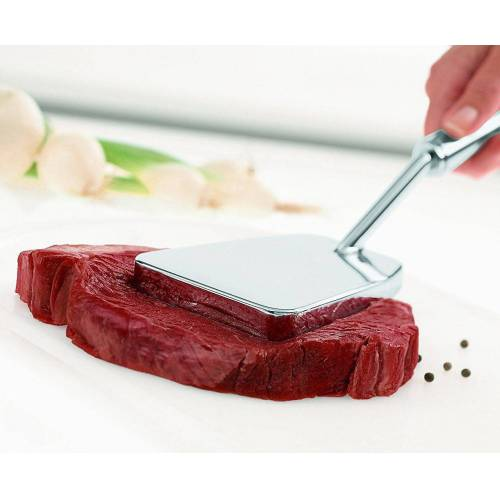Rösle Fleischklopfer »Edelstahl Fleischklopfer«
