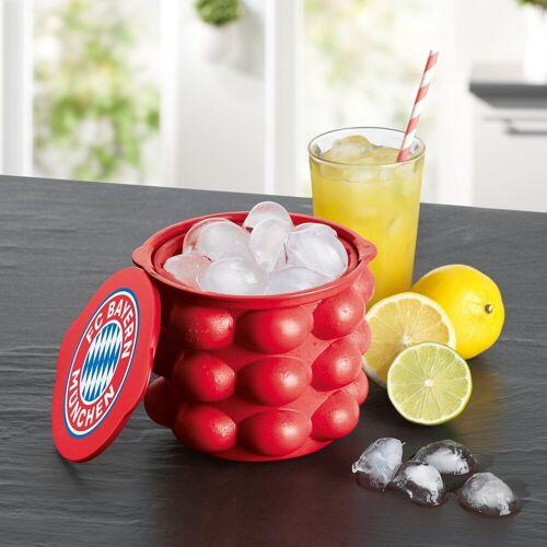 FC BAYERN MÜNCHEN Eiswürfelbehälter für bis zu 24 Eiswürfel