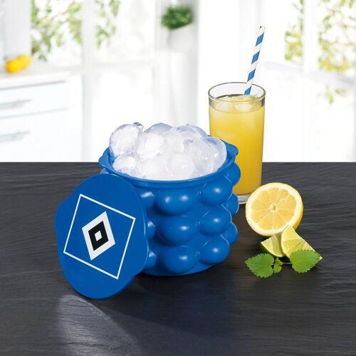 HSV Eiswürfelbehälter, Für bis zu 24 Eiswürfeln, blau