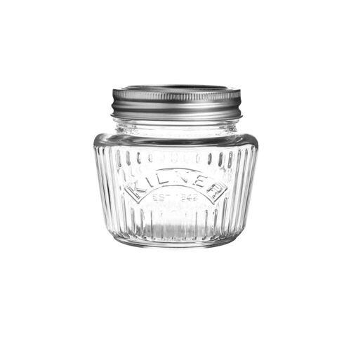 KILNER Einmachglas, Glas/Metall