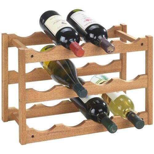 WENKO Weinflaschenhalter »Norway«