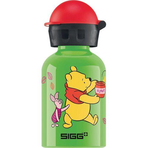 Sigg Trinkflasche »Alu-Trinkflasche Dogs, 300 ml«, grün