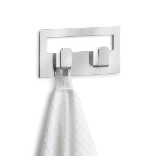 BLOMUS Handtuchhalter »Handtuchhaken Doppel VINDO selbstklebend«,