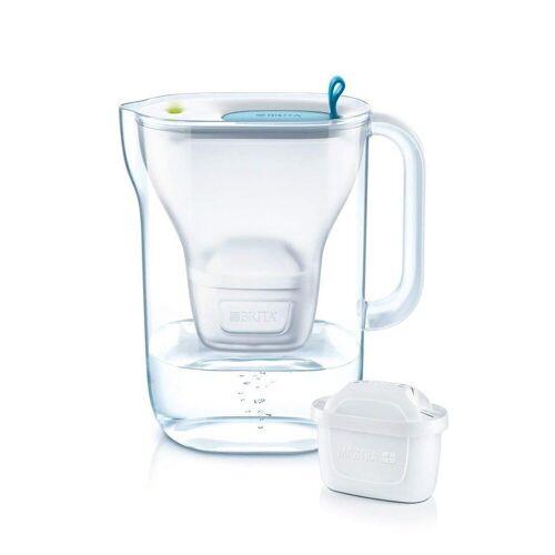 Brita Wasserfilter Style inkl. 1 Maxtra -Filter blau
