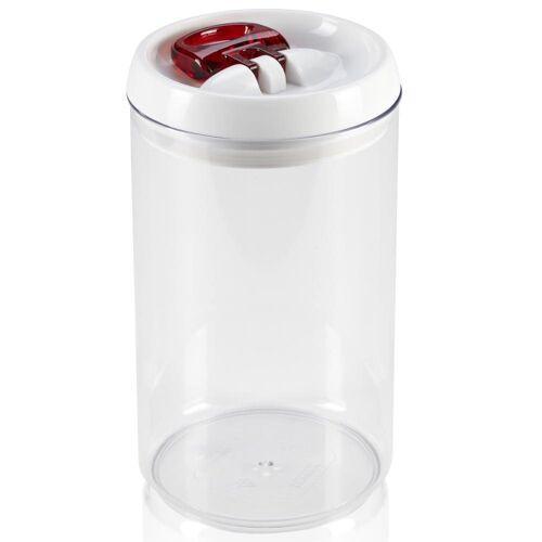 Leifheit Vorratsdose »Rund Aromaverschluss 2 L«, Kunststoff, (1-tlg)