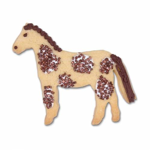 STÄDTER Ausstechform »Ausstechform Pferd Ausstechform Pferd«, Edelstahl