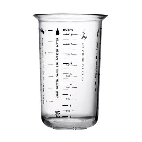Stelton Messbecher »RIG-TIG Messbecher 1L«, Kunststoff