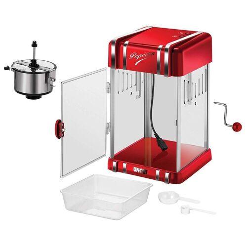 Unold 2-in-1-Popcornmaschine 48535 POPCORNMAKER Retro