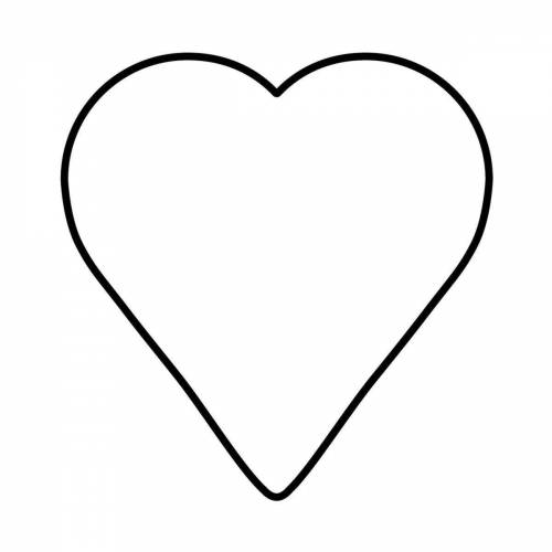 Kaiser Ausstechform »Ausstecher Herz groß, 8cm«, metall