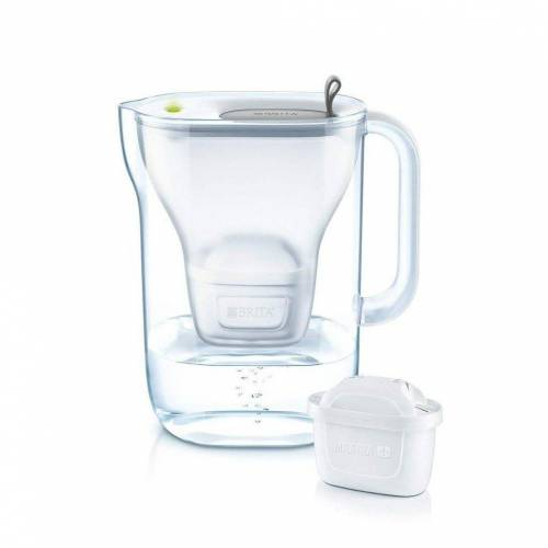 Brita Wasserfilter Style hellgrau