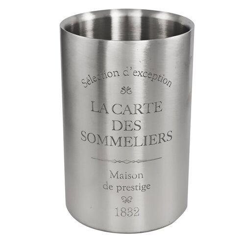 Neuetischkultur Weinkühler Weinkühler RVS
