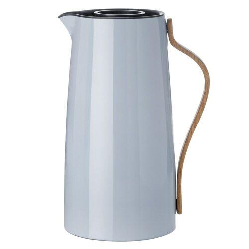Stelton Isolierkanne »Emma Isolierkanne Kaffee 1,2 Liter blau Kaffeekanne x-200«