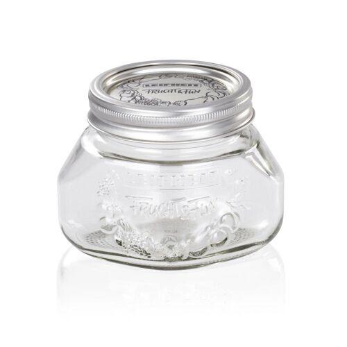 Leifheit Einmachglas »Glas 0.5 L«, Glas, (1-tlg)