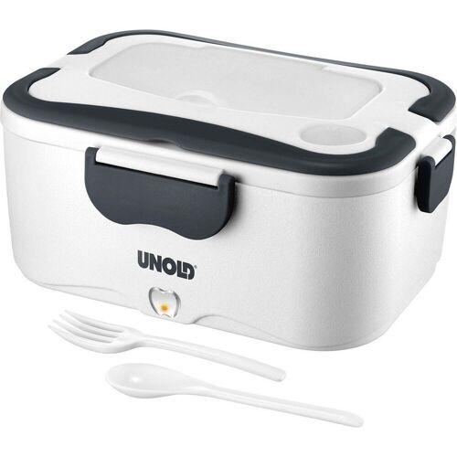 Unold Lunchbox »58850 Lunchbox weiß/grau«