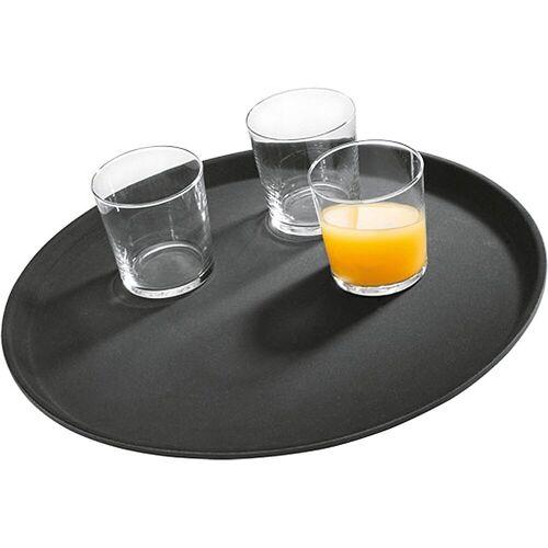 APS Servierplatte »Gastronomie Servier-Tablett ø35,5 cm«