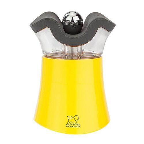 PEUGEOT Salz- / Pfefferstreuer »Pfeffer-Salz-Streuer PEP, 8cm gelb«
