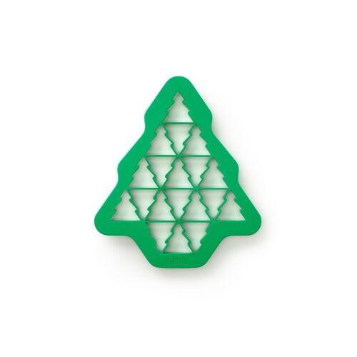 LEKUE Ausstechform »Cookie Puzzle«, grün