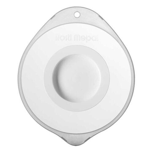 ROSTI Rührschüssel »Schüssel MARGRETHE SPRITZSCHUTZ-DECKEL für«, Plastik