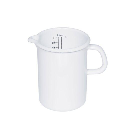 Riess Messbecher »Küchenmaß 9cm,0.5L«, Emaille