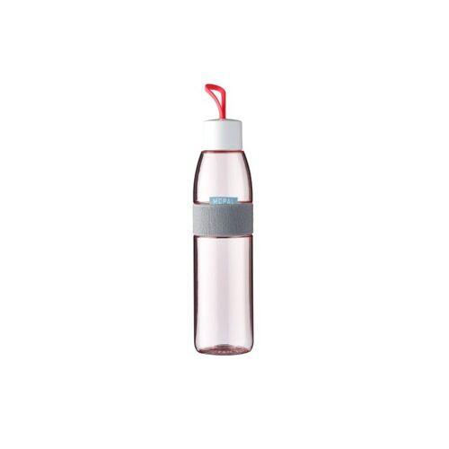 Mepal Trinkflasche »Trinkflasche 700 ml Ellipse«, Trinkflasche, Nordic Red