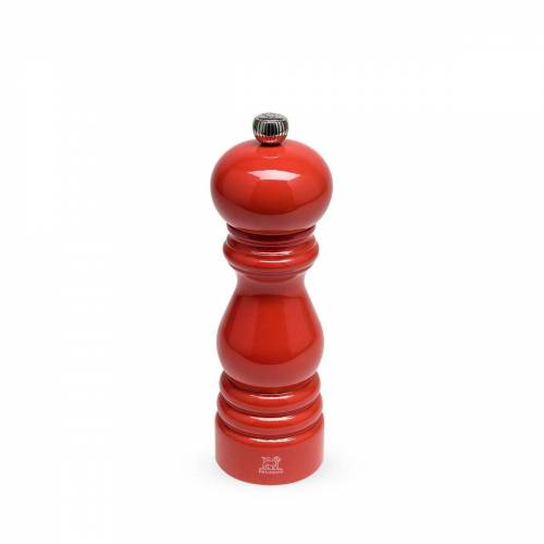PEUGEOT Salzmühle »Salzmühle PARIS 18 cm rot lackiert«