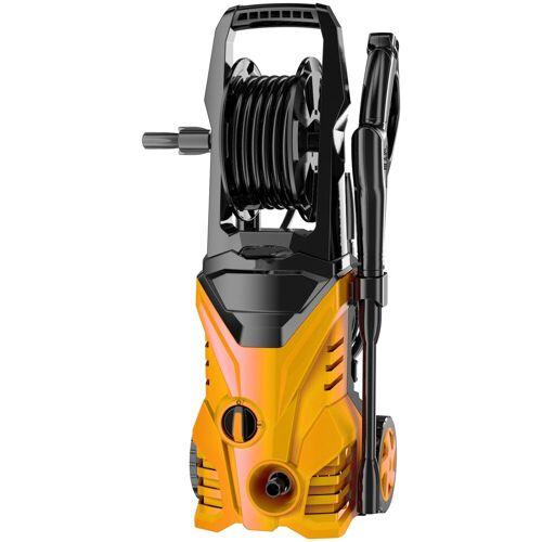 Brüder Mannesmann Werkzeuge BRUEDER MANNESMANN WERKZEUGE Hochdruckreiniger , 1600 W, inkl. Zubehör, orange